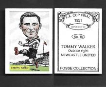 Newcastle United Tommy Walker 18 (FC)